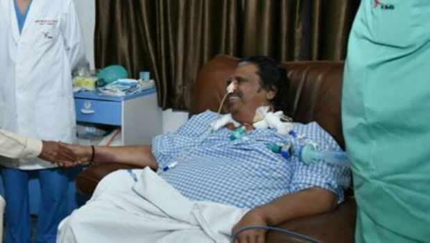 dasari narayana rao discharged from hospital