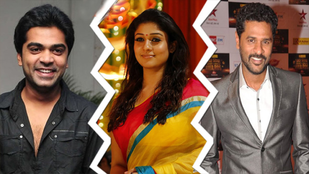 nayanthara act with simbu prabhudeva after love break up