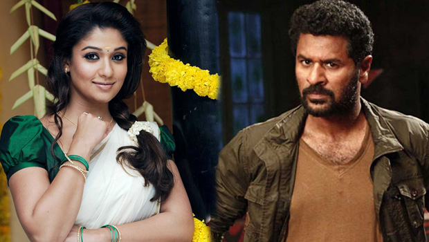 prabhu deva villain in nayanatara movie