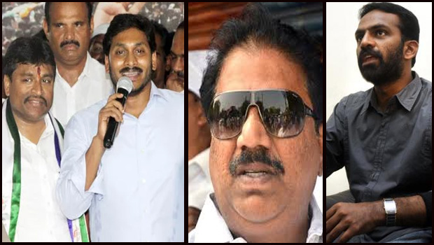 jagan giving priority to vellampalli srinivas malladi vishnu and avoid vangaveeti radha