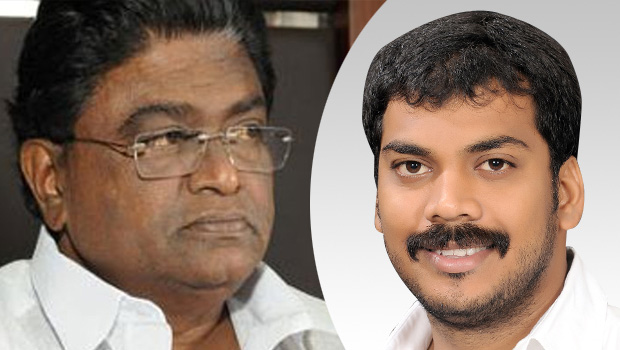 ycp mla anil kumar yadav calls to jalil khan bcom lo physics brother