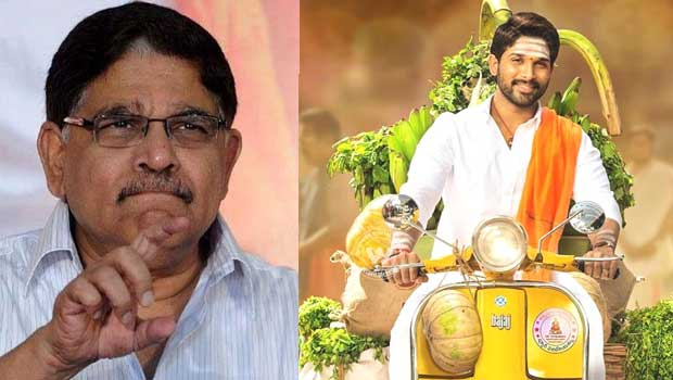 allu aravind making dj reshoot