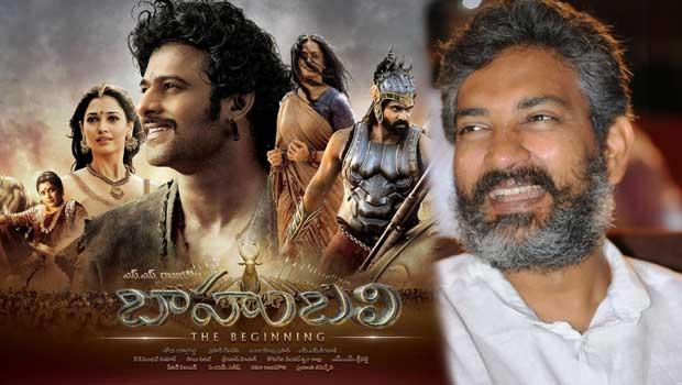bahubali got a great applause among telugu films