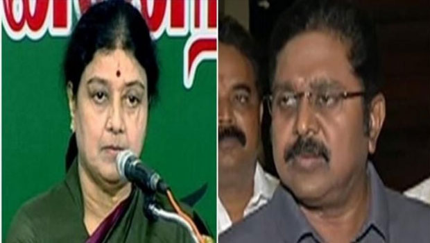 seshikala secrets known to dinakaran