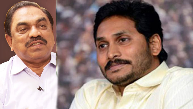 congress party leaders praise to jagan