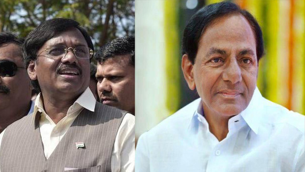trs party leader vivek win hyderabad cricket association president elections