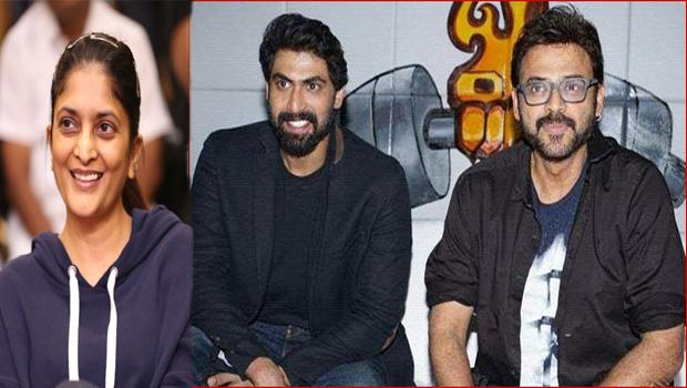 rana replace venkatesh role in guru movie sequel