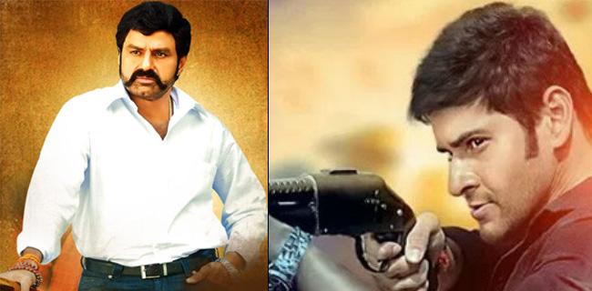 Mahesh spot into Balayya's movie